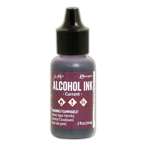 Ranger Alcohol Ink - Currant - 14ml