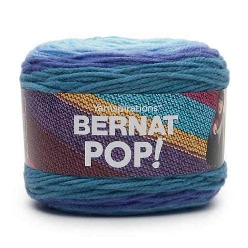 Bernat Pop140g - Blue Blaze