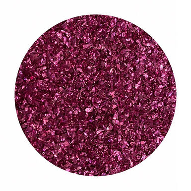 Colour Passion® Glass Glitter - Jazzy Pink