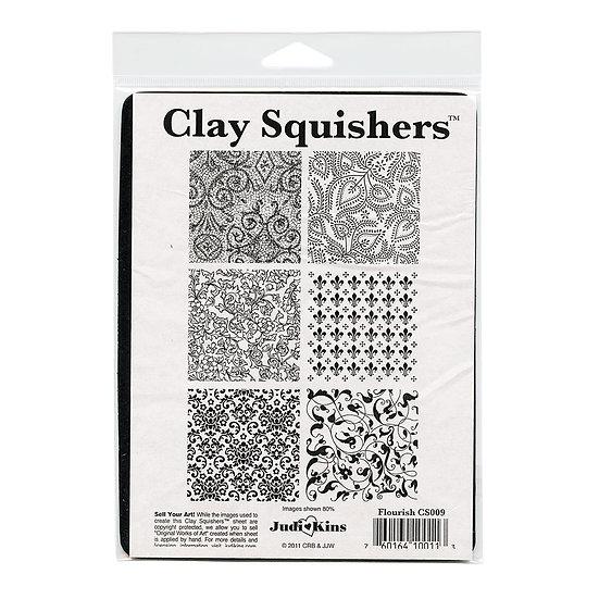 Judikins Clay Squishers - 2 Styles