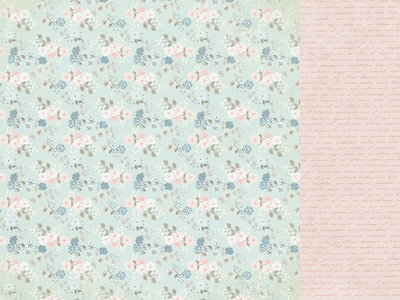 Kaisercraft® Flower Shoppe 12x12 Scrapbook Paper - Afternoon