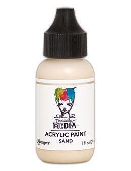 Dina Wakley® Media Acrylic Paint 1oz - Sand