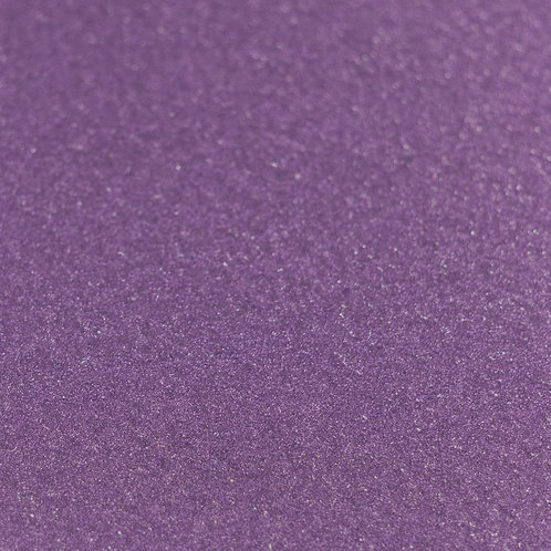 A4 Glitter Cardstock = Purple Blue 10 sheets