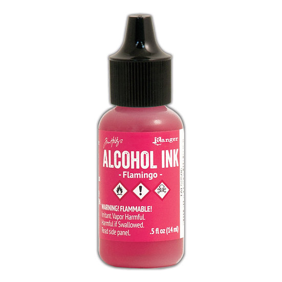 Ranger Alcohol Ink - Flamingo - 14ml