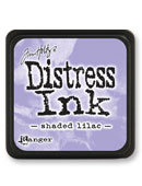 Tim Holtz® Mini Distress Ink Pad - shady lilac