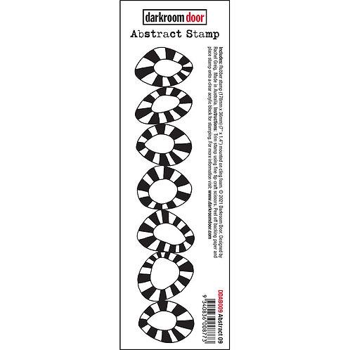 Darkroom Door Abstract Stamp - Abstract 09