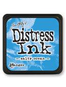 Tim Holtz® Mini Distress Ink Pad - salty ocean