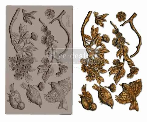 re-design with Prima® - Mould - Aviary