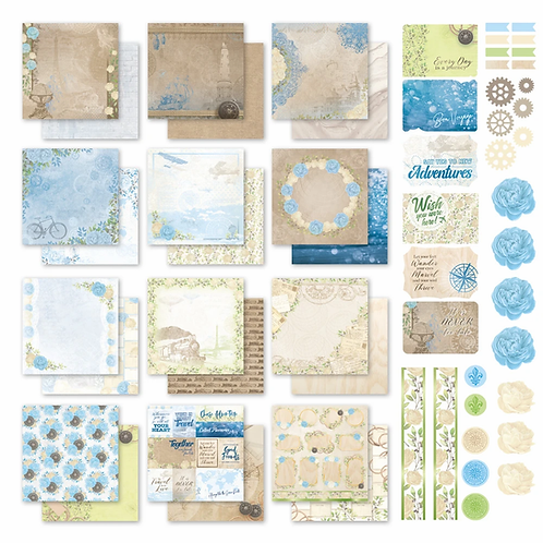 Couture Creations®New Adventures Collection Pack