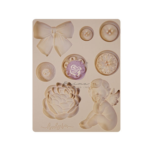 Magic Love Collection Silicone Mould – 1 pc, 3.5×4.5 in