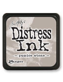 Tim Holtz® Mini Distress Ink Pad - pumice stone