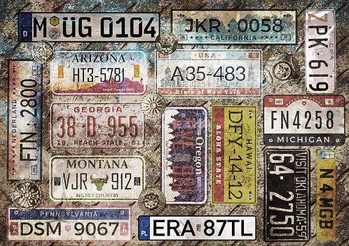 Decoupage Queen® Decoupage Paper - DMV