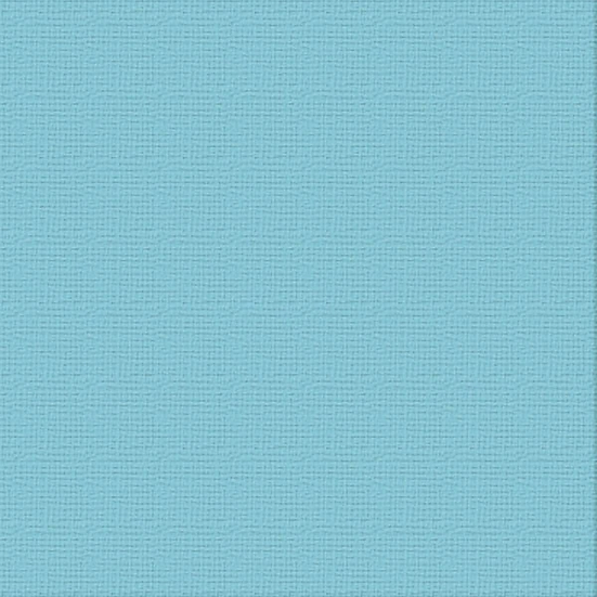 Ultimate Crafts premium cardstock - 12  x 12 - Cool Breeze