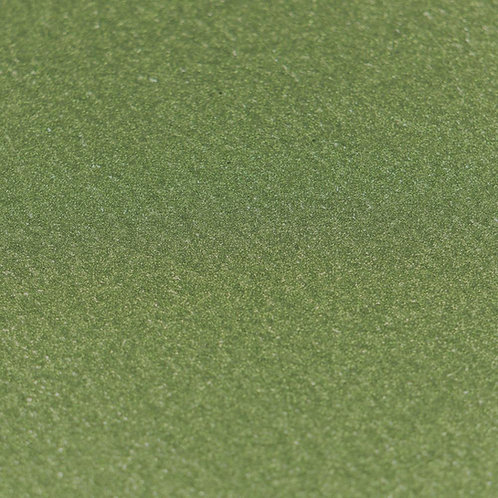 A4 Glitter Cardstock - Forest Green 10 Sheets
