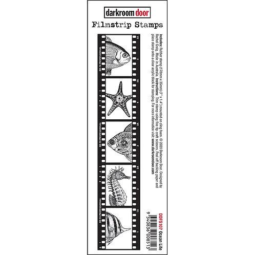 Darkroom Door® Filmstrip Stamp - Ocean Life