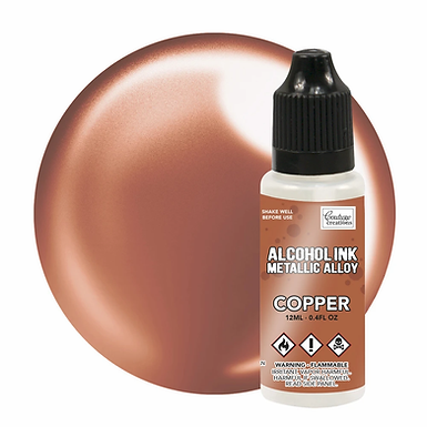 Couture Creations® Alcohol Ink Metallic Alloy - Copper