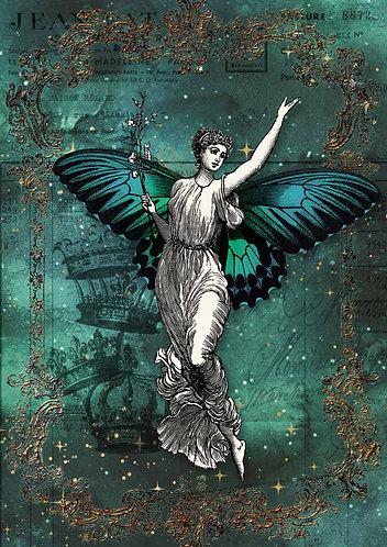 Decoupage Queen® Decoupage Paper - Fairy Queen