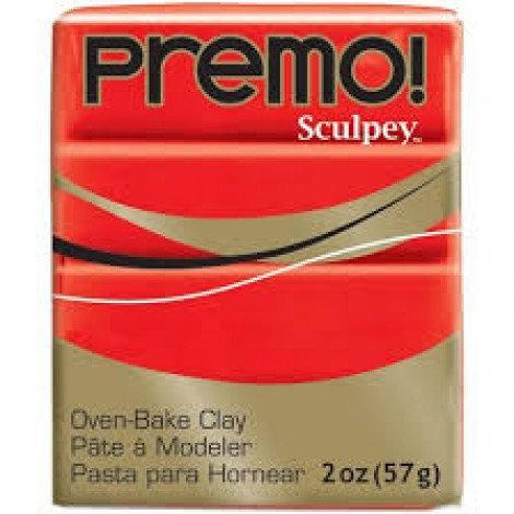 Premo Sculpey - Cadmium Red