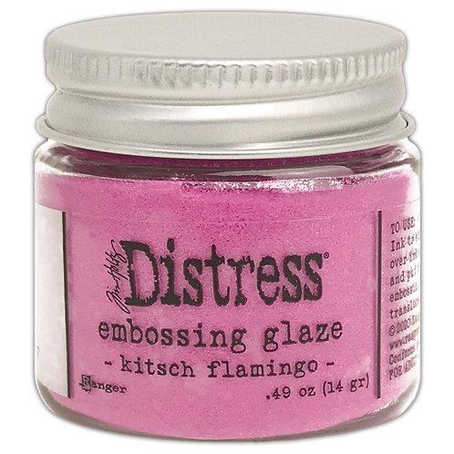 Tim Holtz® Distress Embossing Glaze - Kitsch Flamingo