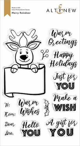 Merry Reindeer Stamp Set by Altenew®