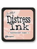 Tim Holtz® Mini Distress Ink Pad - tattered rose