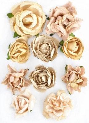 Kaisercraft® Paper Blooms - various colours
