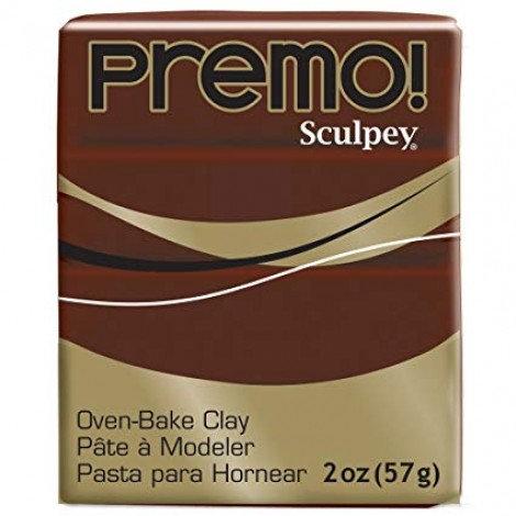 Premo Sculpey - Burnt Umber