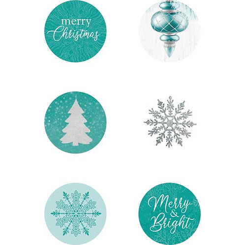 Let It Snow Collection - Curios - Glass Dome embellishments