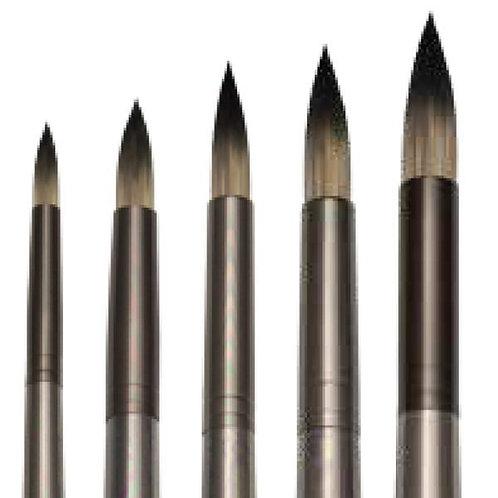 Royal Langnickel Zen Series 53 Round Brushes