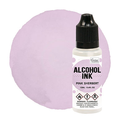 Couture Creations Alcohol Ink - Pink Sherbet