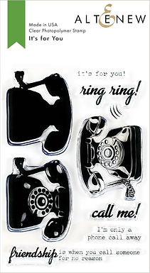 Altenew® Its for you stamp set