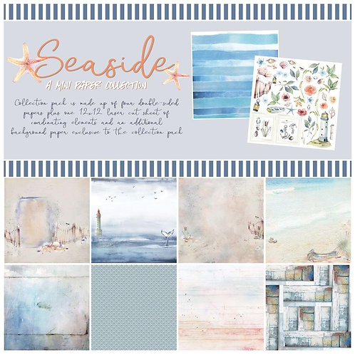 49 and Market® Seaside Collection 12 x 12