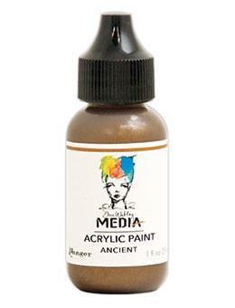 Dina Wakley® Media Acrylic Paint 1oz - Ancient