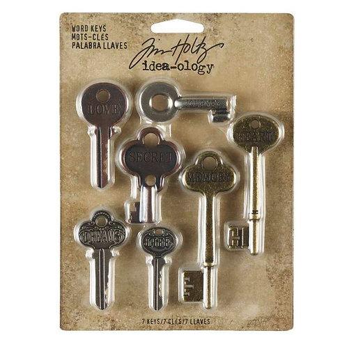 Tim Holtz® Idea-ology - Word Keys