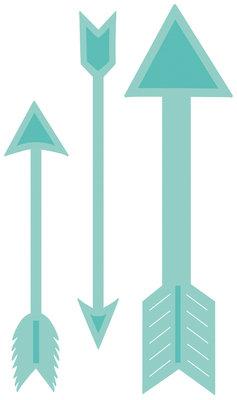 Kaisercraft® Decorative Dies - Arrows