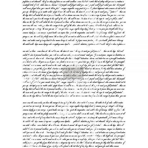 Redesign Décor Transfers® – Never-Ending Story 22″x 30″
