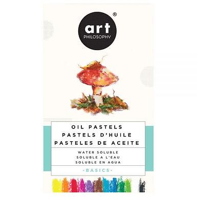 Art Philosophy® Watersoluble Oil Pastels – Basics