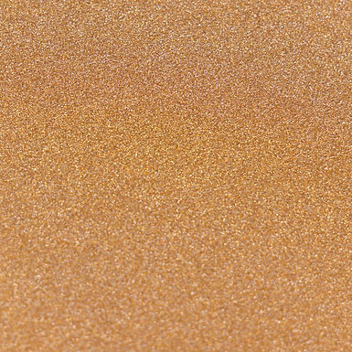 A4 Glitter Cardstock - Gold 10 Sheets