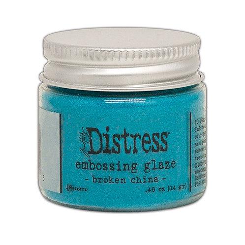 Tim Holtz® Distress Embossing Glaze - Broken China