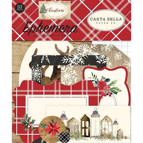 Carta Bella® Christmas Ephemera