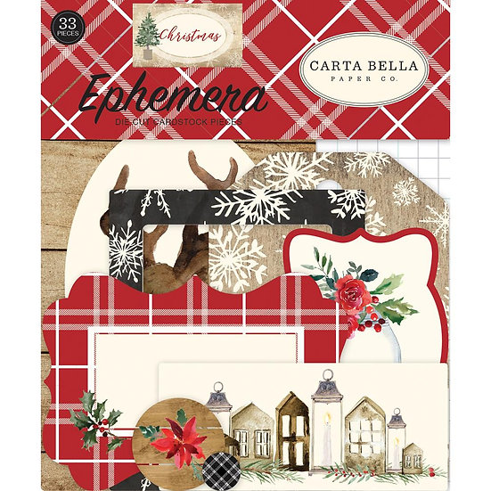 Carta Bella® Christmas Ephemera