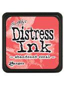 Tim Holtz® Mini Distress Ink Pad - abandoned coral