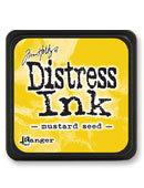 Tim Holtz® Mini Distress Ink Pad - mustard seed