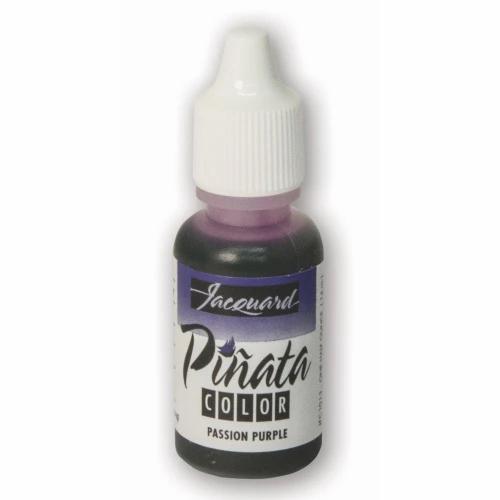 Jacquard Pinata Alcohol Ink - Passion Purple 14ml