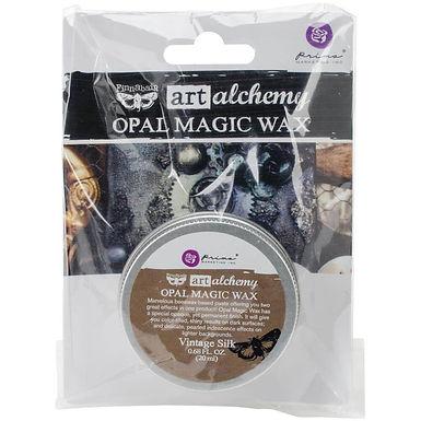 Art Alchemy - Opal Magic Wax - Vintage Silk