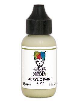 Dina Wakley® Media Acrylic Paint 1oz - Aloe