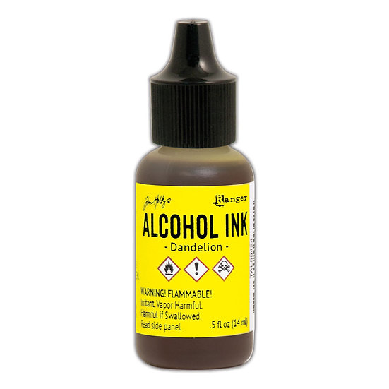 Ranger Alcohol Ink - Dandelion - 14ml