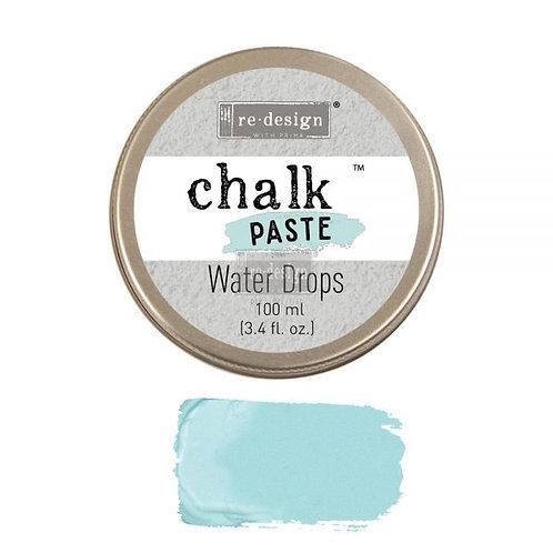 Redesign Chalk Paste® 3.4 fl. oz. (100ml) – Water Drops