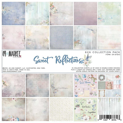 49 and Market® Sweet Reflections Collection 6 x 6