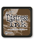 Tim Holtz® Mini Distress Ink Pad - walnut stain